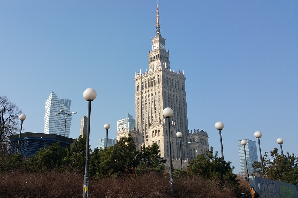 Warsaw Palace of Culture and Science
