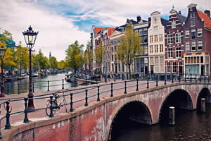 Amsterdam Holland cruise port destination