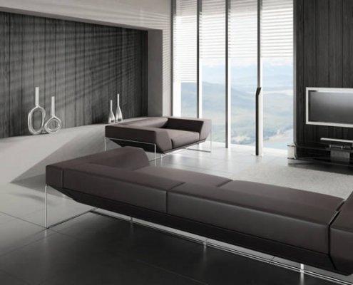Luxury hotel apartment