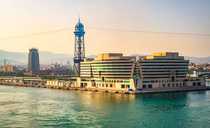 Barcelona Cruise Port Hotel