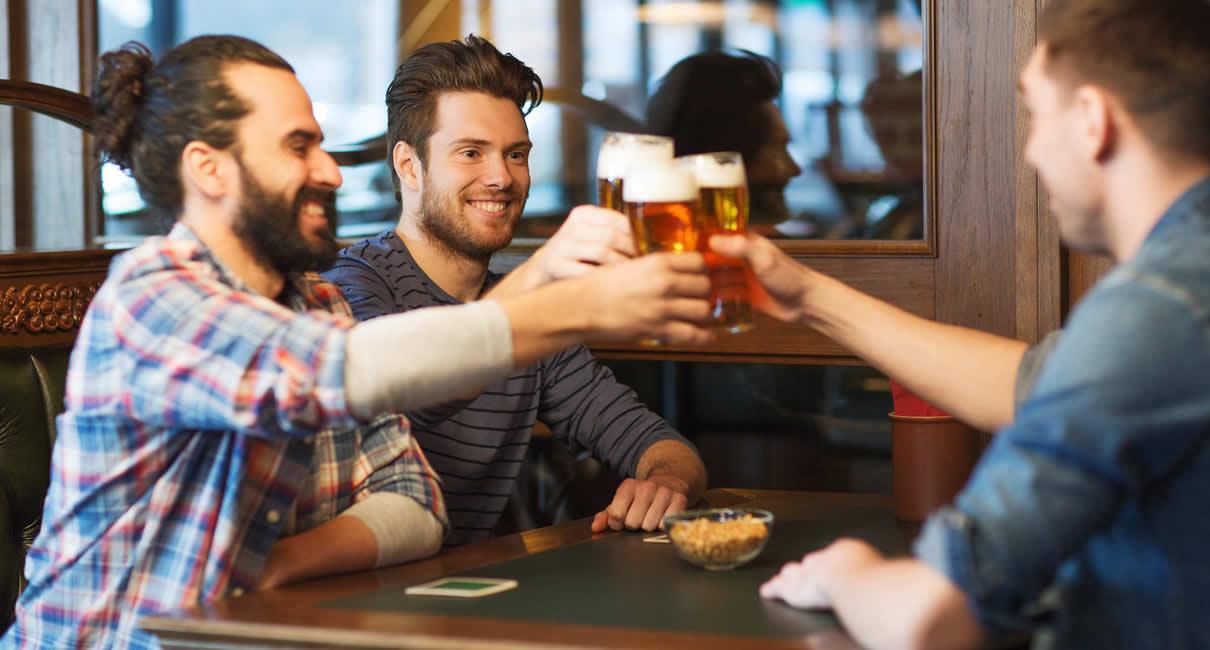 Beer Bar in Europe