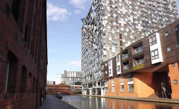 Birmingham Canal Hotel Apartments