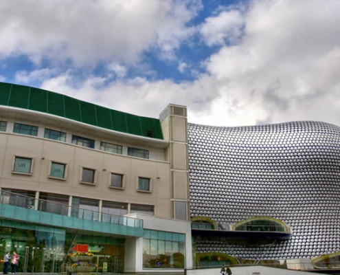 Birmingham Bullring and Selfridges
