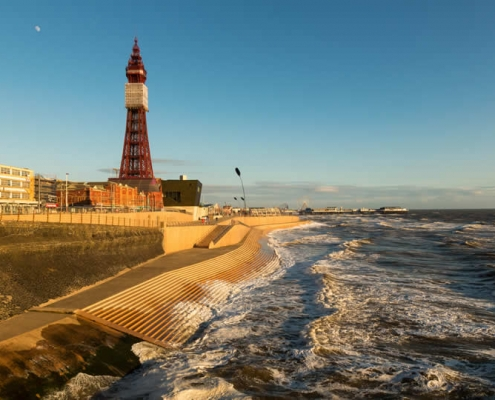 Blackpool Tower and Seafront