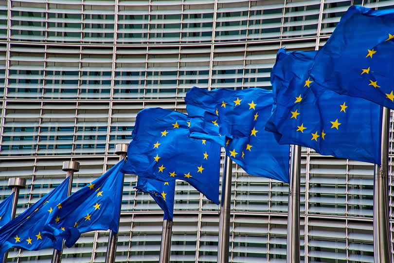 Brussels EU Commission building