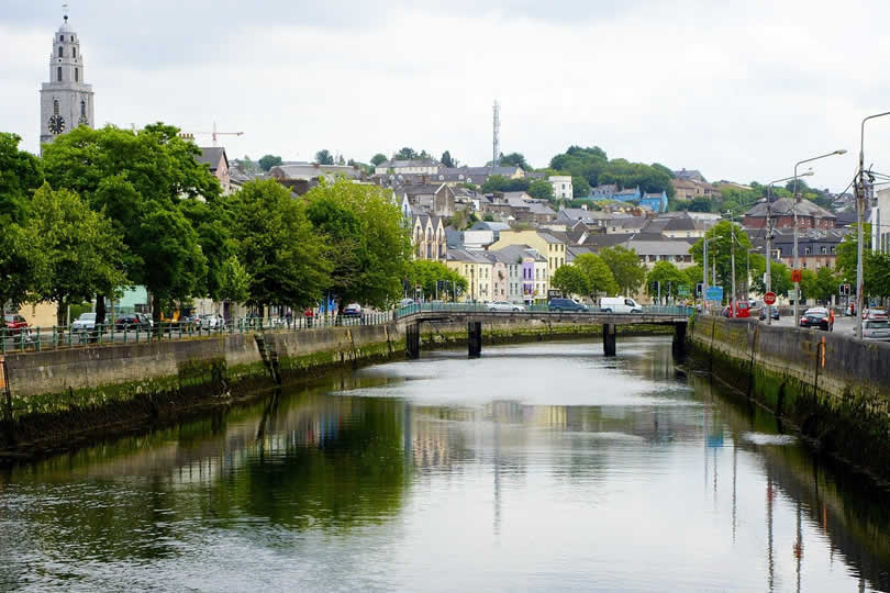 Cork Ireland city centre