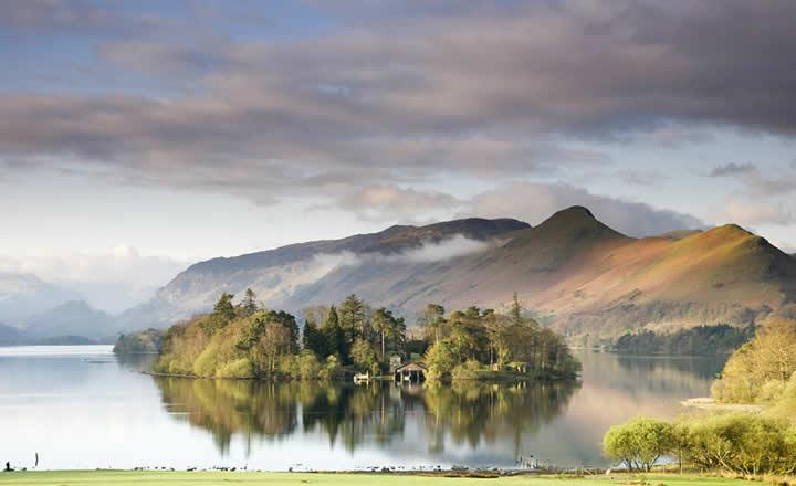 Derwentwater Lake District