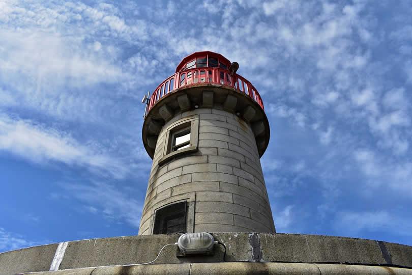 Port of Dublin lighthouse