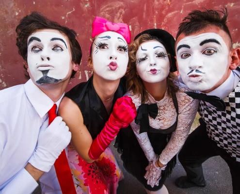 Festival Street People