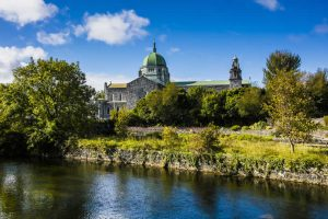 Cathedral of Galway in Ireland