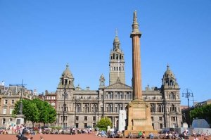 Glasgow George Square
