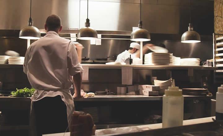 Kitchen Luxury Restaurant