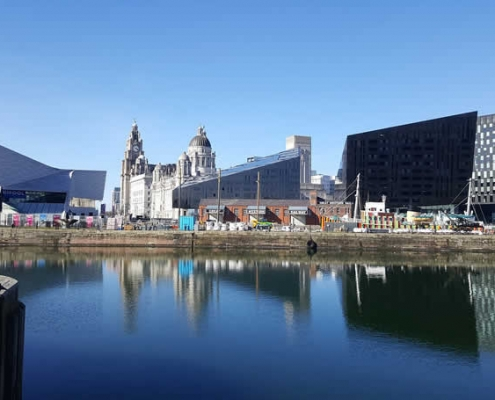Liverpool Ferry Port