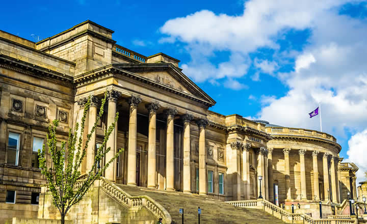 Liverpool Walker Art Gallery and World Museum