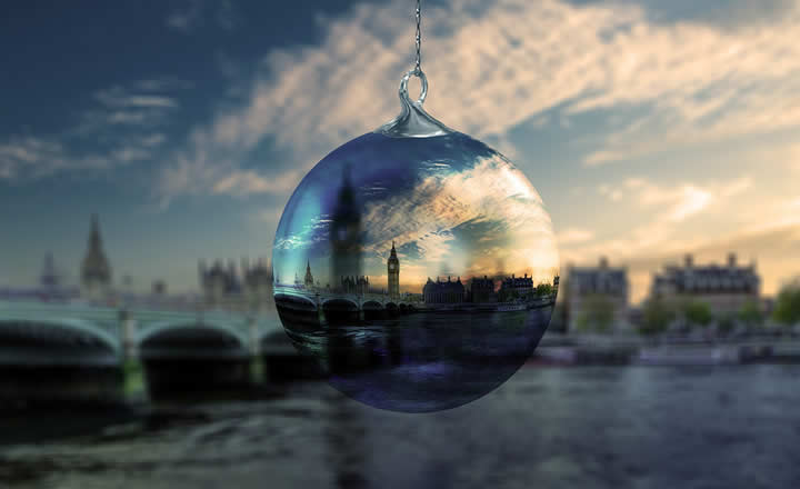 London Christmas Ball December