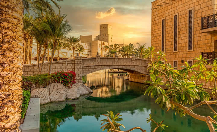 Madinat Jumeirah Buildings