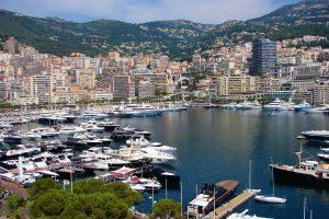 Monte Carlo Marina in Monaco