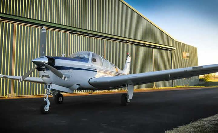 Small private plane service