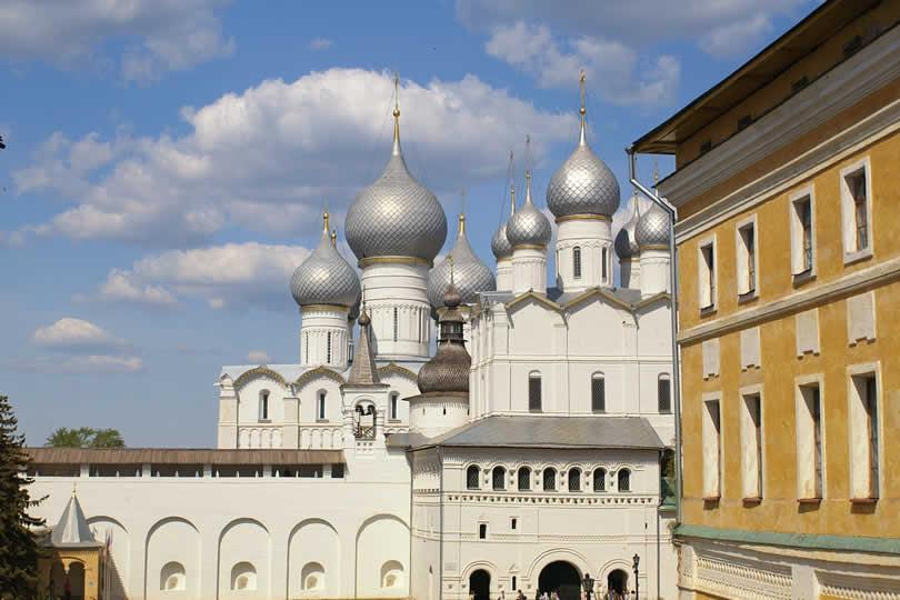 Rostov in Russia