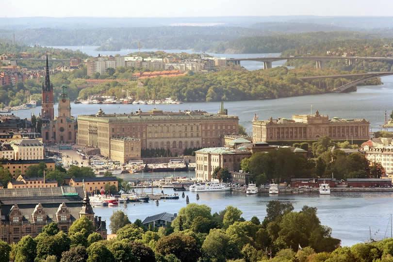 Stockholm Sweden Royal Palace