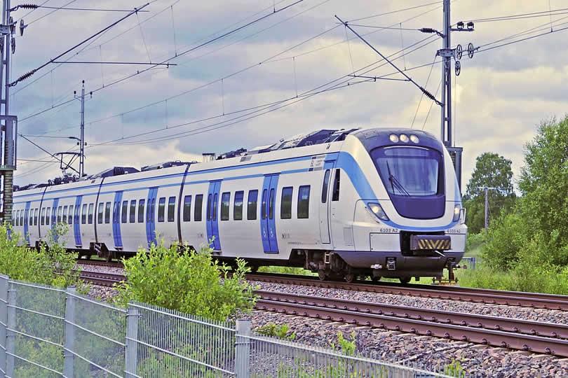 Stockholm Commuter Rail