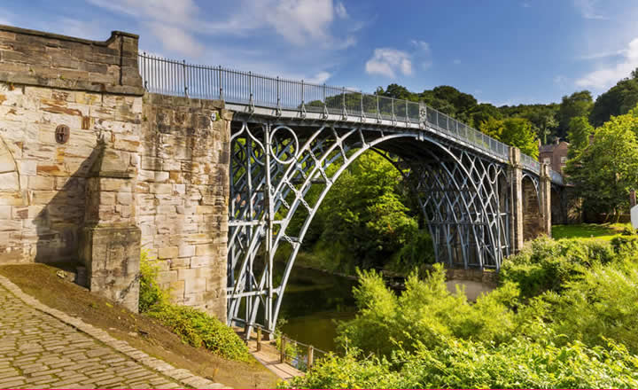 Telford Ironbridge Gorge