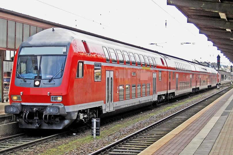 Trier Germany train station