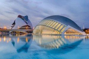 Valencia Arts & Science Building